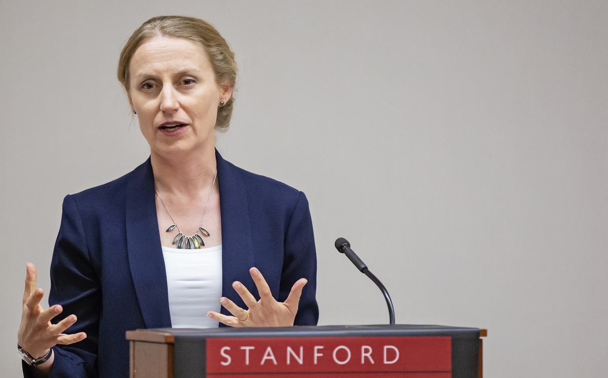 Stanford Law Professor Michelle Anderson
